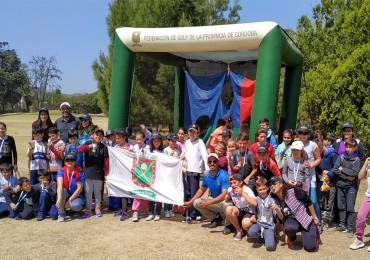 Deporte Educativo: La Cumbre Golf Club recibió el Intercolegial